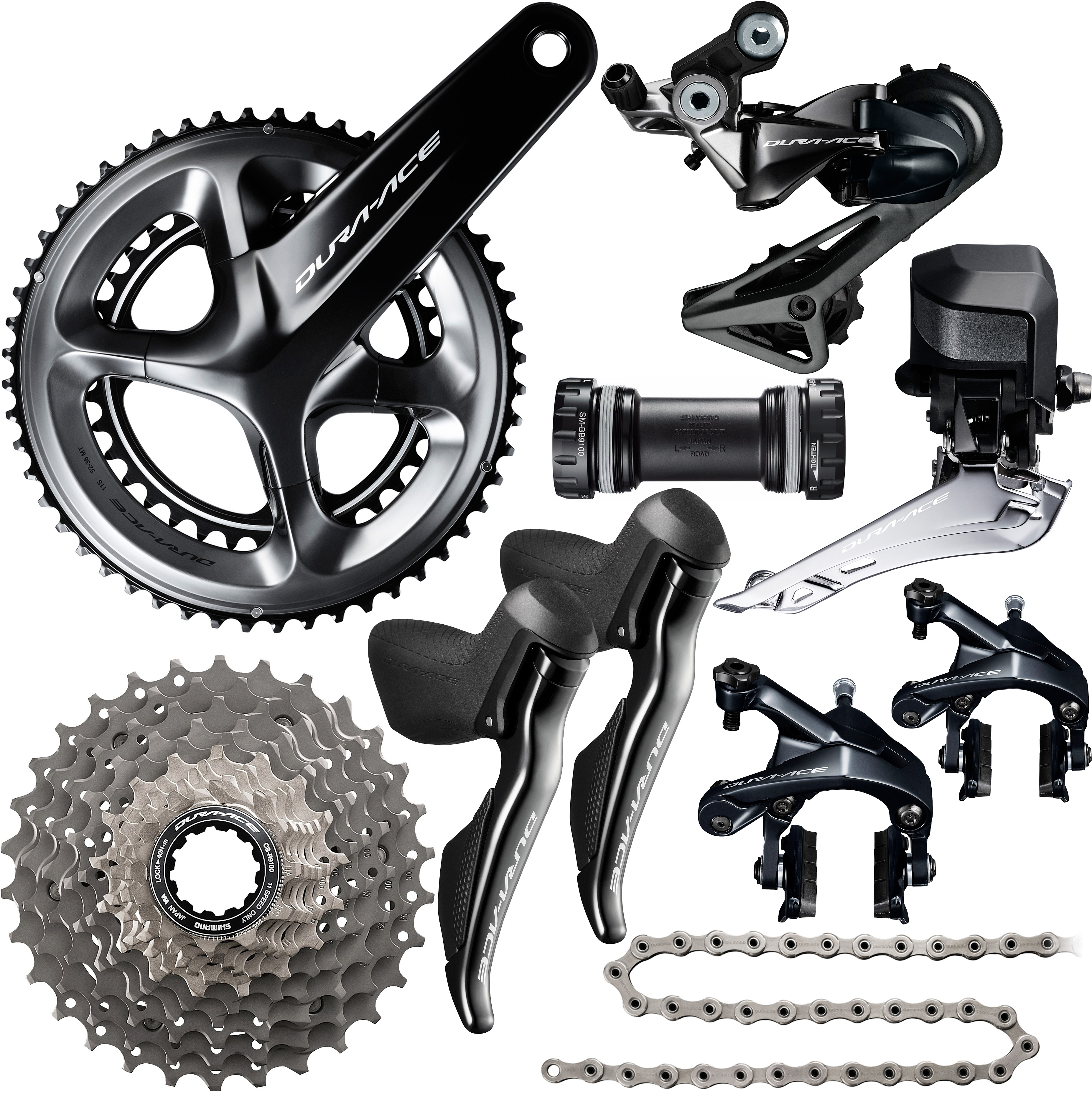 b90dc4a6939 Wiggle | Shimano Dura-Ace R9150 Di2 11 Speed Groupset | Groupsets