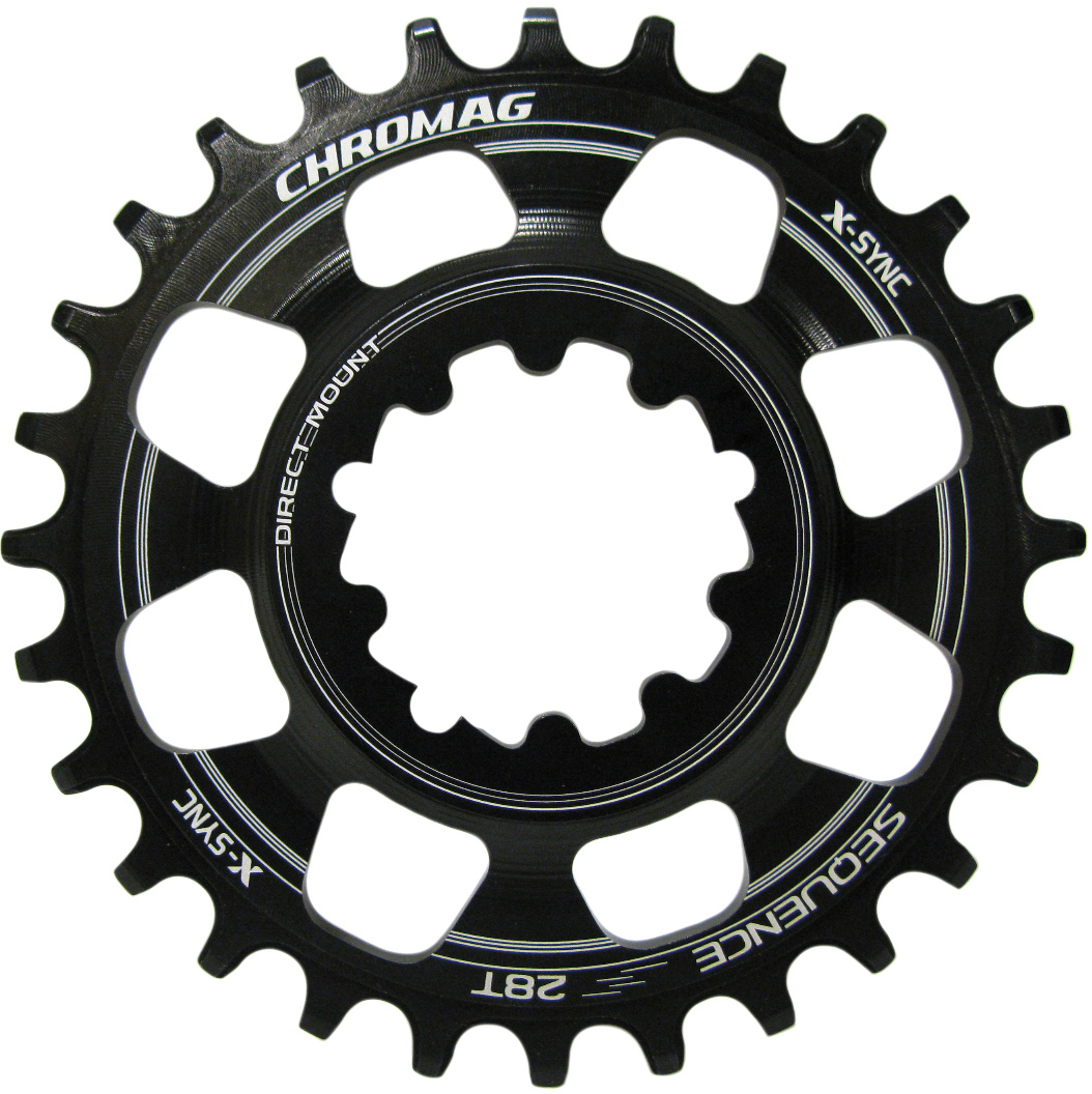 Chromag Sequence GXP Direct Mount Chainring   chainrings_component