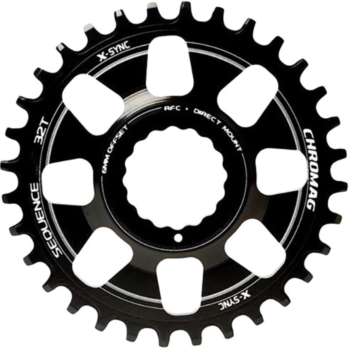 Chromag Chromag Sequence RaceFace Cinch Chainring   Chain Rings