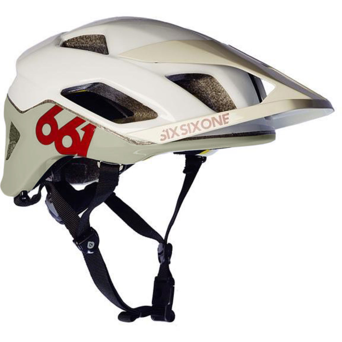 Image of Casque SixSixOne Evo AM - XS/S Blanc/Blanc | Casques