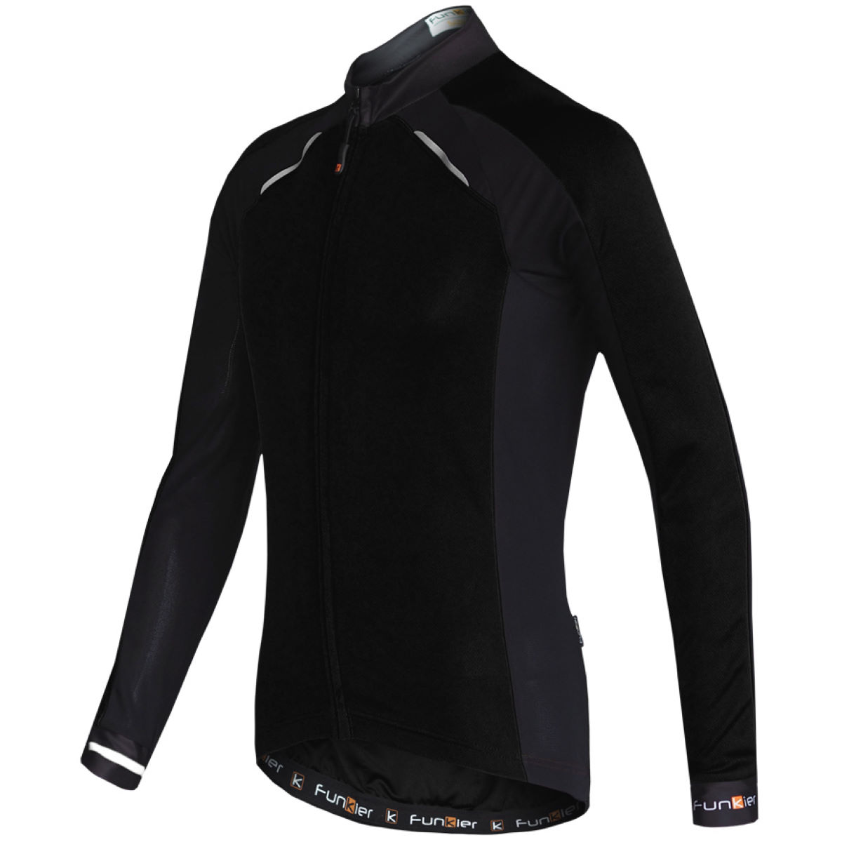 Funkier Funkier Strike Summer Long Sleeve Jersey   Jerseys