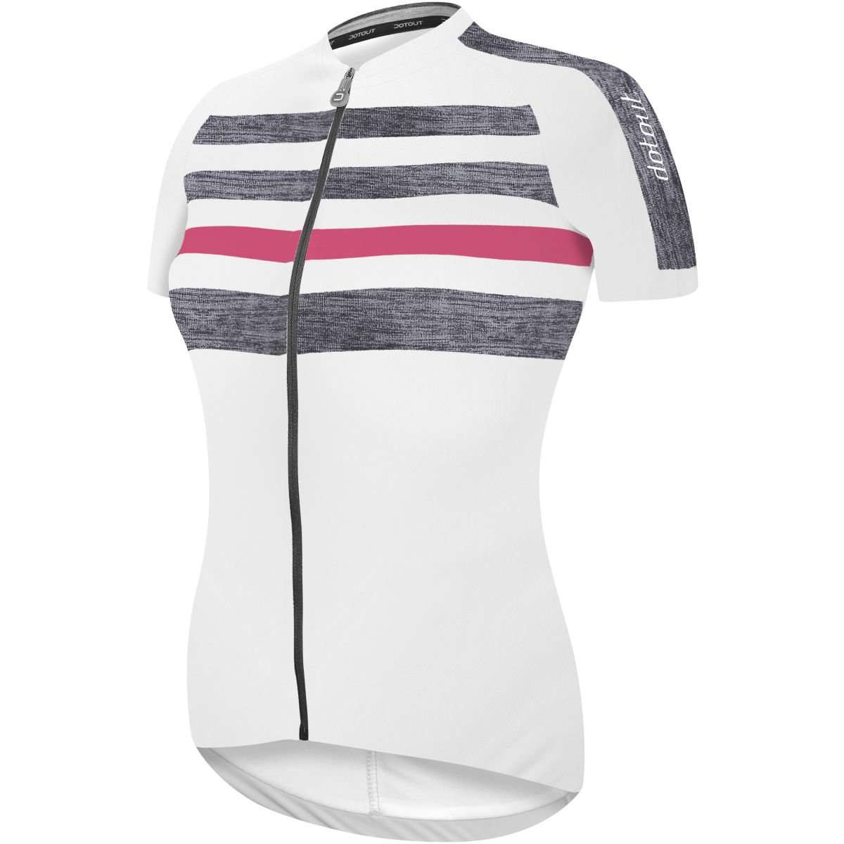 Image of Maillot Femme Dotout Stripe - L Blanc | Maillots