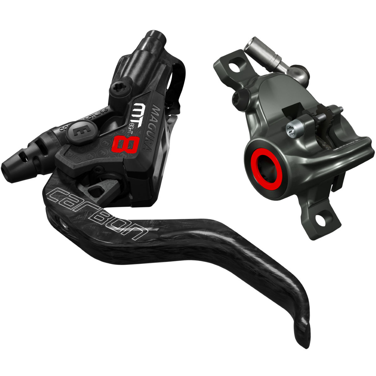 Magura MT8 Carbon Disc Brake   Disc Brake Callipers