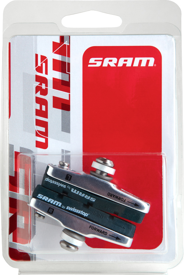 SRAM Red Bremseklods og holder | Brake pads