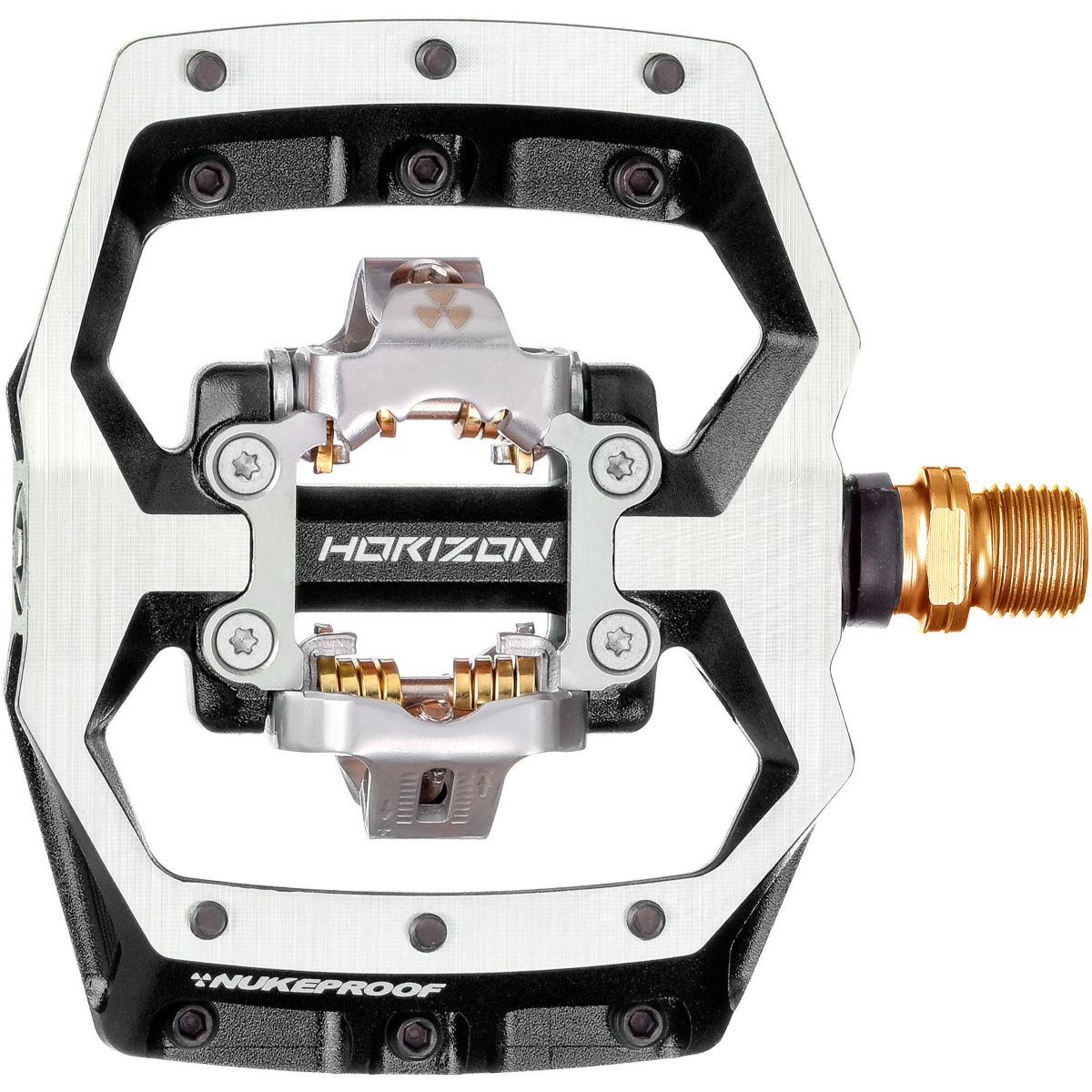Nukeproof Horizon CL Ti DH Pedals   Clip-In Pedals