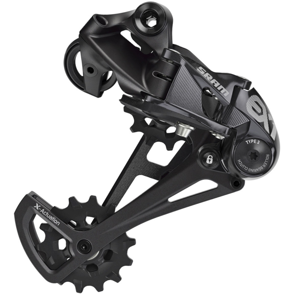 SRAM EX1 8 Speed Rear Mech – 8 Speed Black | Rear Derailleurs