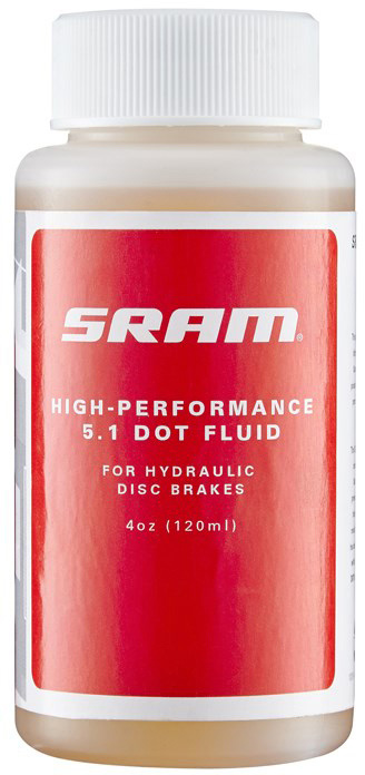 SRAM DOT 5.1 Hydraulisk bremsevæske | Brake Cleaner