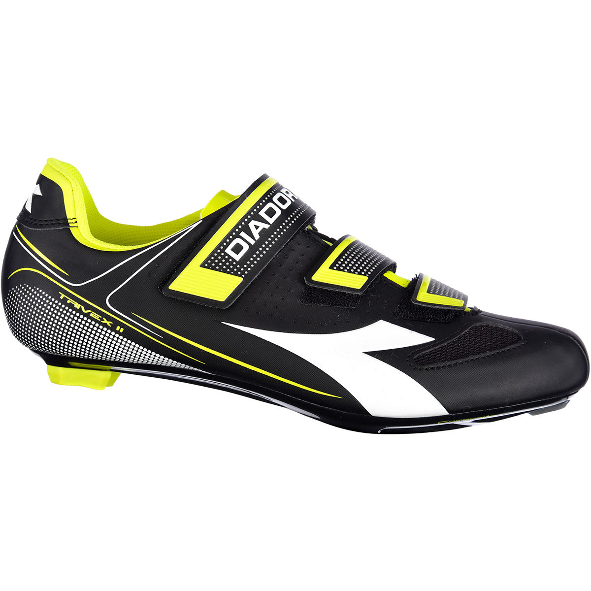 Diadora Trivex II SPD-SL Road Shoes - Zapatillas para bicicletas de carretera