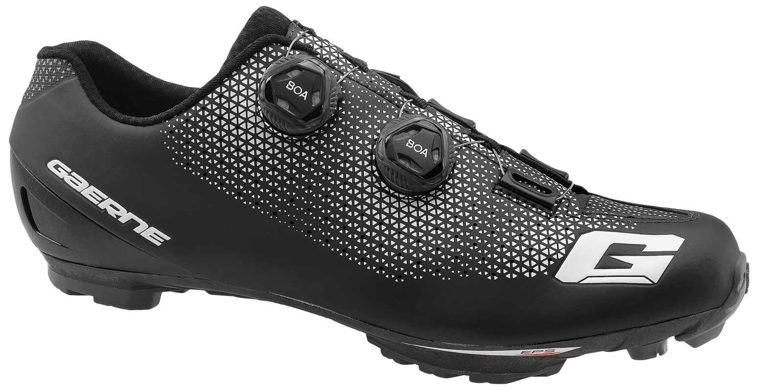 81a92ccc357f Gaerne Carbon Kobra+ MTB SPD Shoes | Shoes and overlays