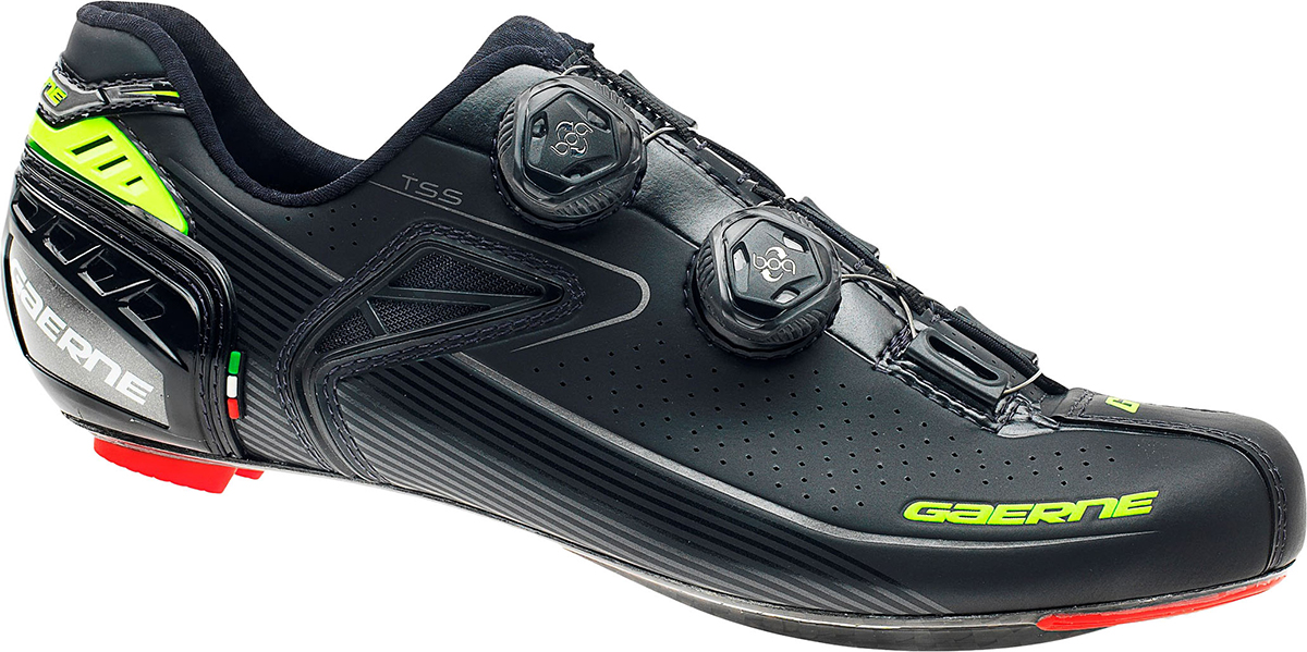 Gaerne Composite Carbon Chrono+ Shoes | Shoes and overlays