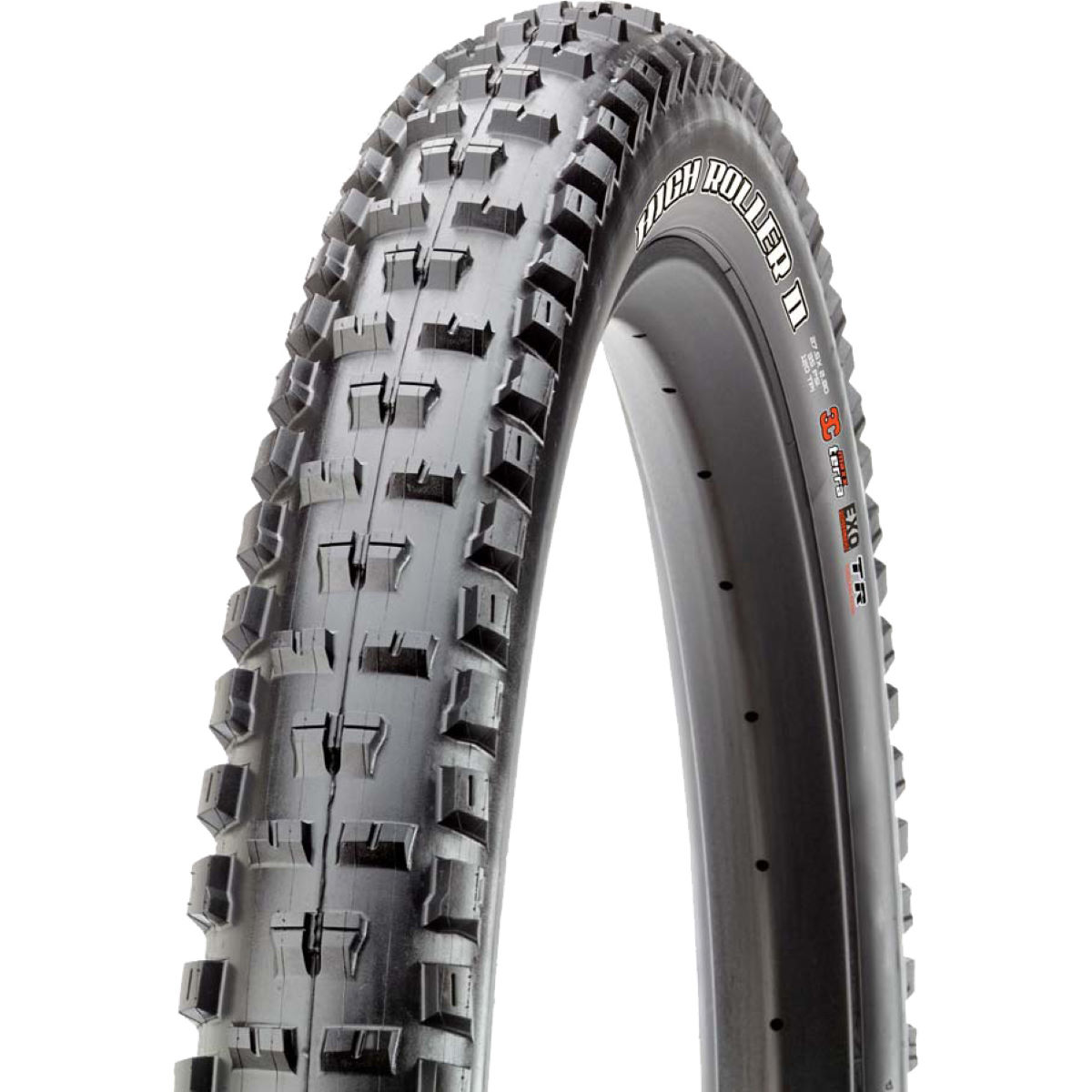 Maxxis Maxxis High Roller II Plus Tyre - 3C - EXO - TR   Tyres