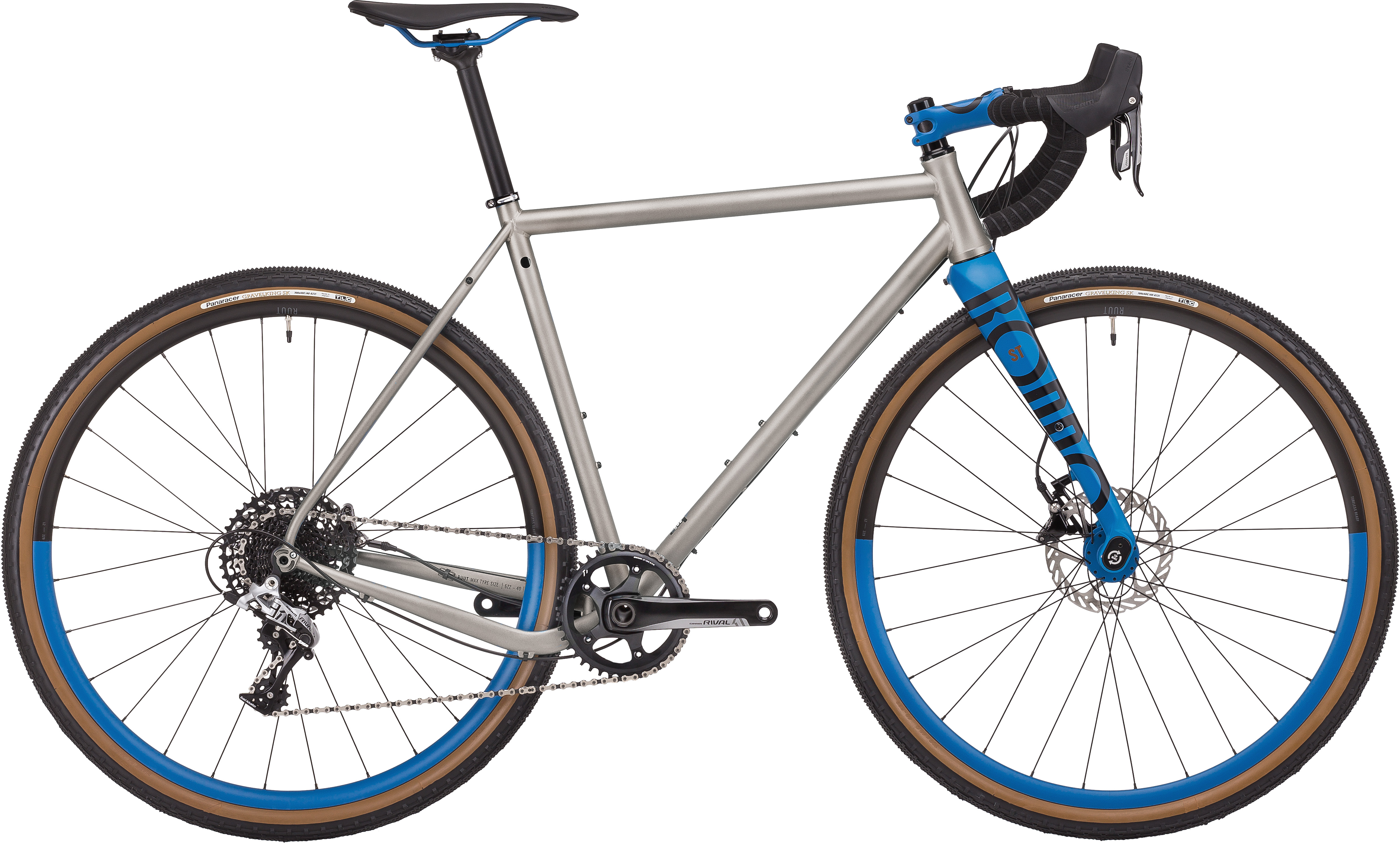 Rondo Ruut ST Gravel Bike (2019) | Road bikes