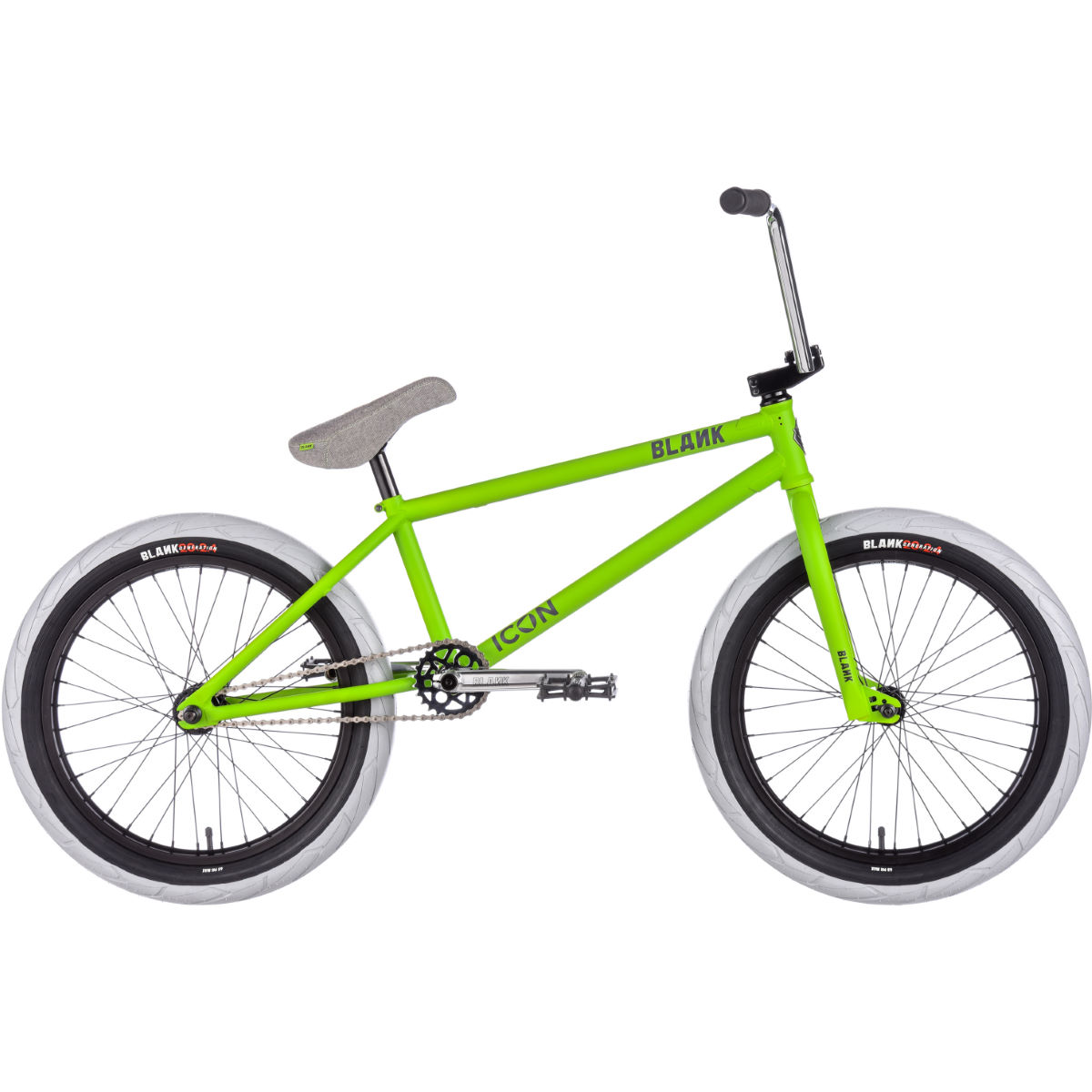 Blank Icon BMX Bike - Bicicletas de BMX Freestyle