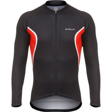 De Marchi Stream Thermal LS Jersey
