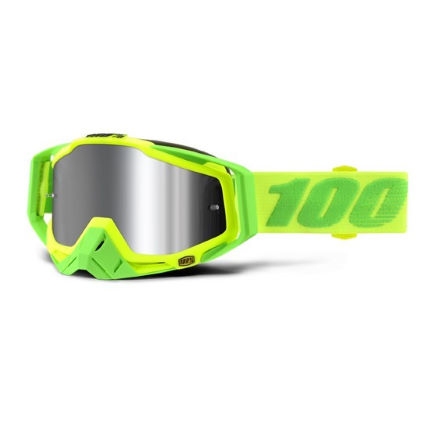 100% Racecraft Plus - Injected Mirror Lens