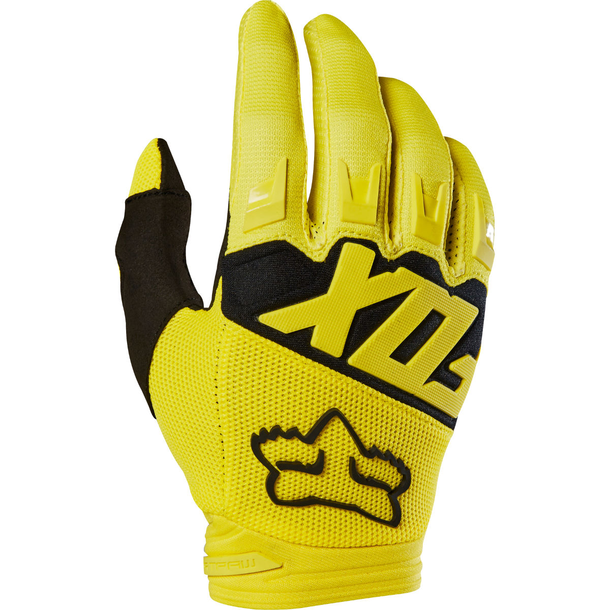 Gants Fox Racing Dirtpaw Race - S Jaune  Gants