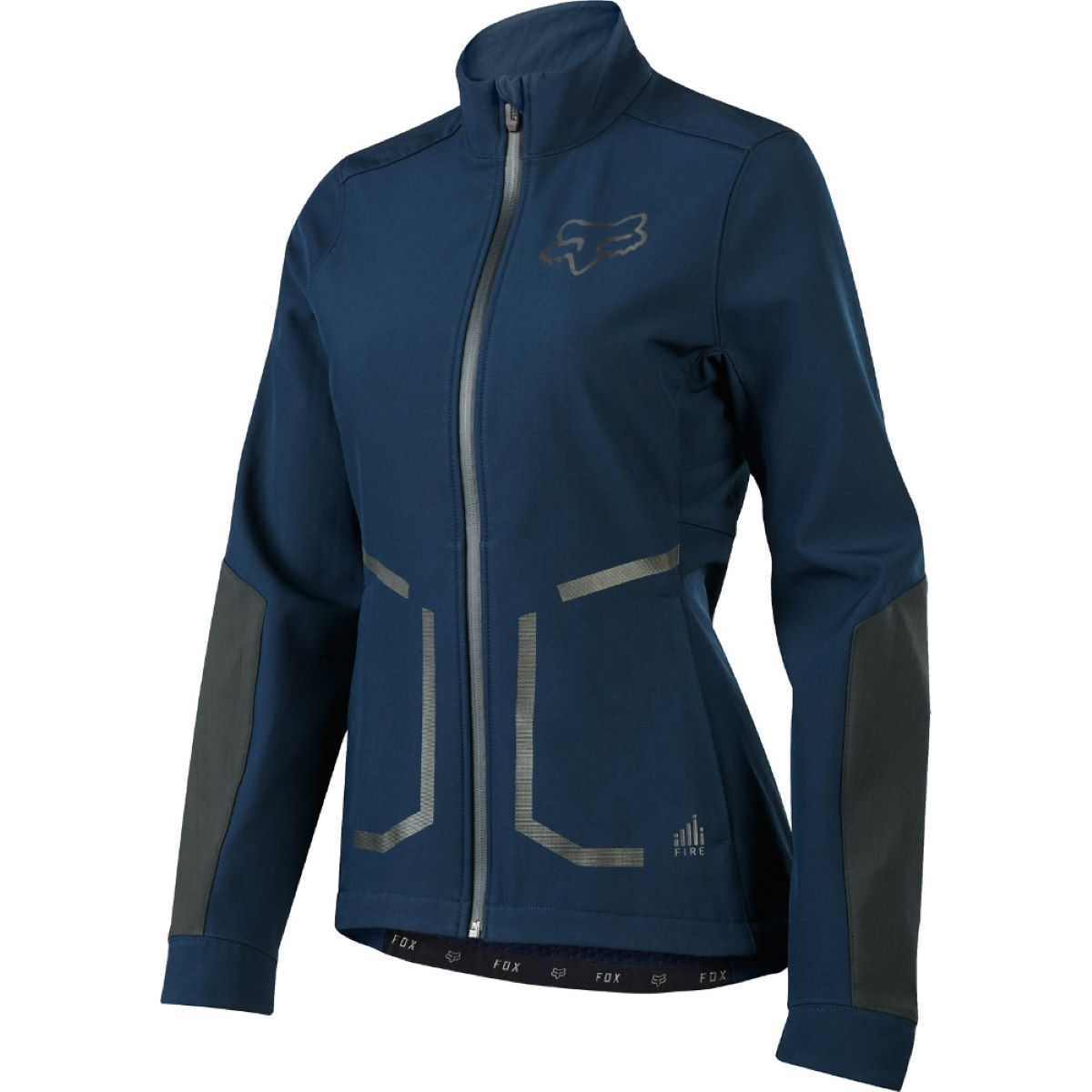 Image of Fox Racing Womens Attack Fire Jacket Jackets