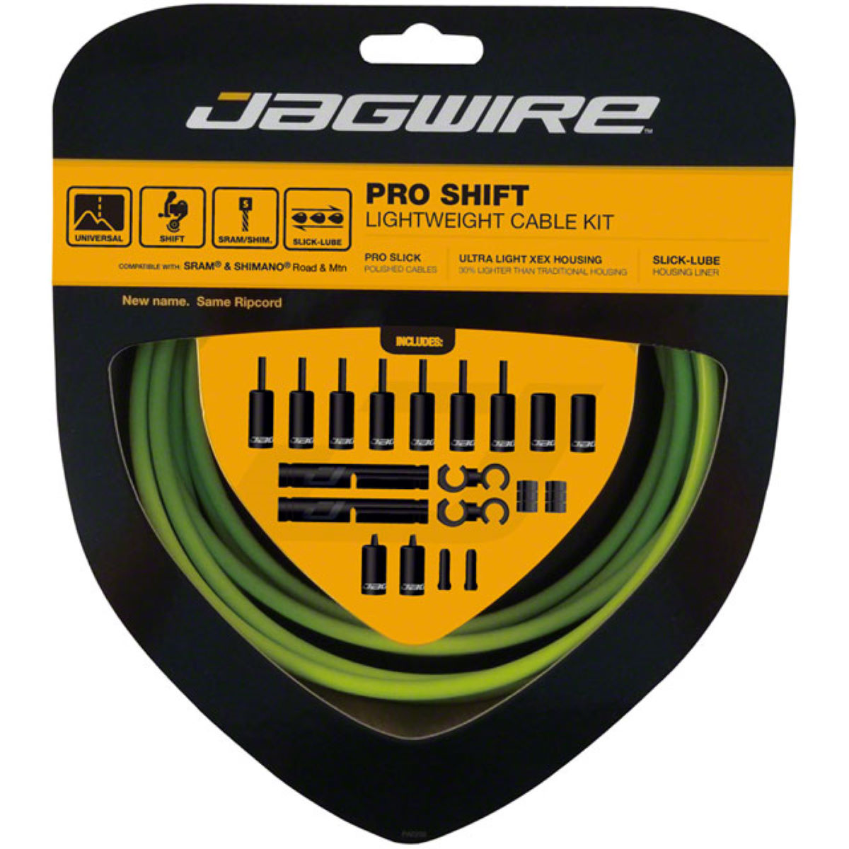 Jagwire Pro Shift Kit Gear Cables