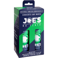 Joes No Flats universeel ombouwset voor tubeless set-up
