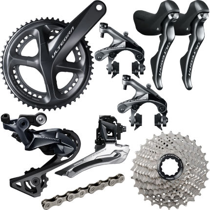 Shimano Ultegra R8000 Groupset (11 Speed)