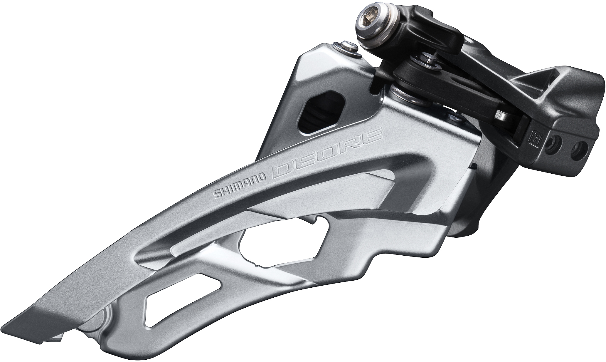 Shimano - Deore M6000 Low Clamp 3x10 Forskifter | Front derailleur
