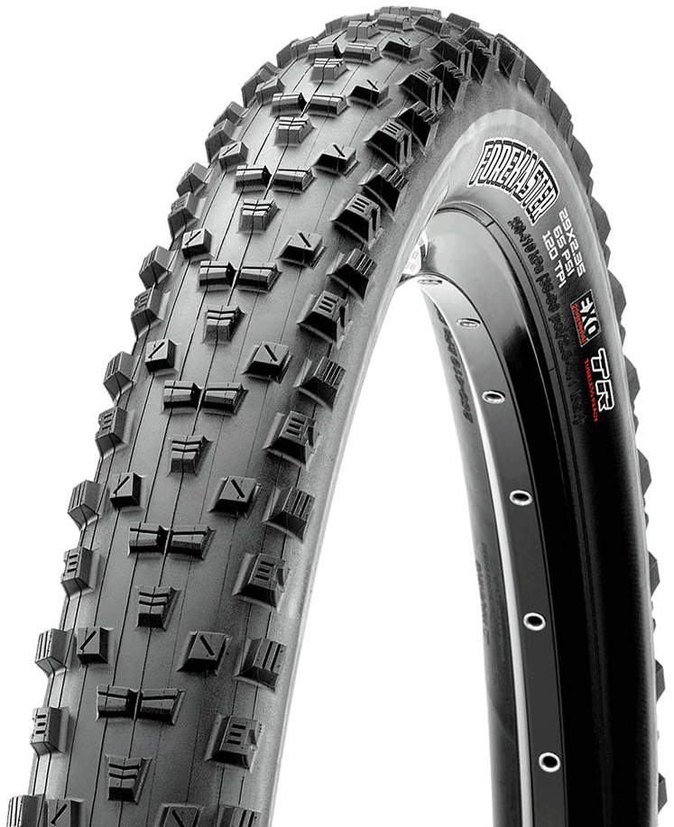 Maxxis Forekaster MTB Tyre - TR - EXO | Tyres