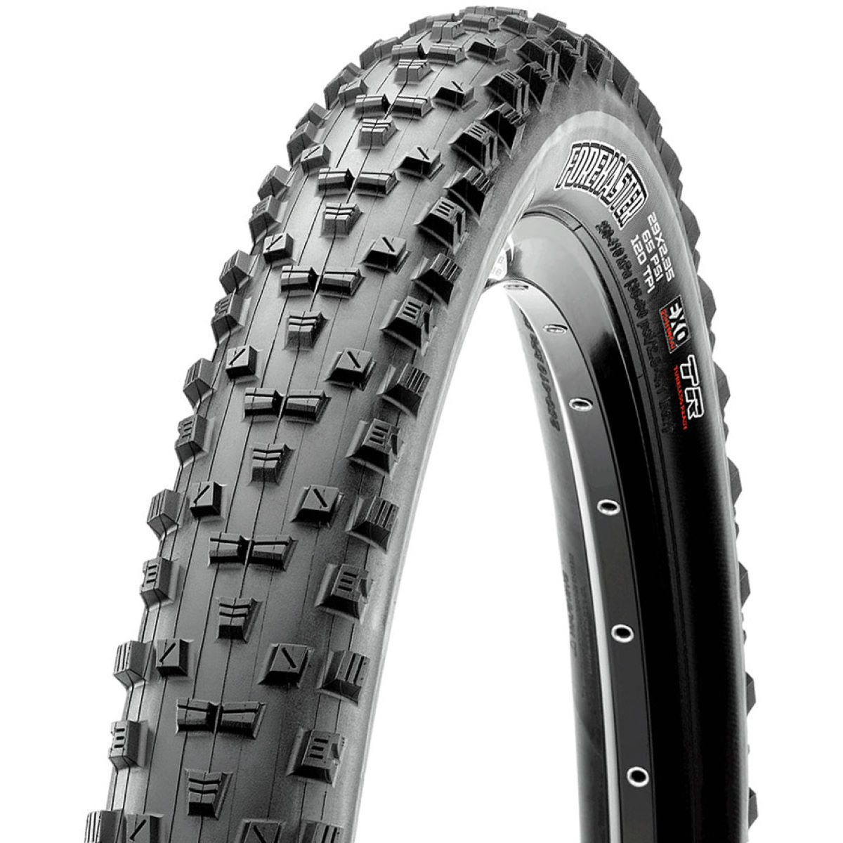 Maxxis Maxxis Forekaster MTB Tyre - TR - EXO   Tyres
