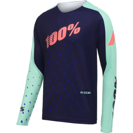 100% R-Core DH LS Jersey