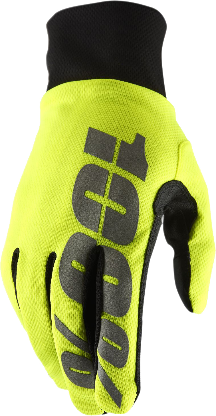 100% Hydromatic Waterproof Glove - Black | Gloves