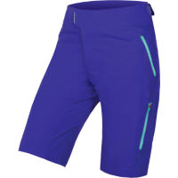 Endura Womens SingleTrack II Lite Shorts