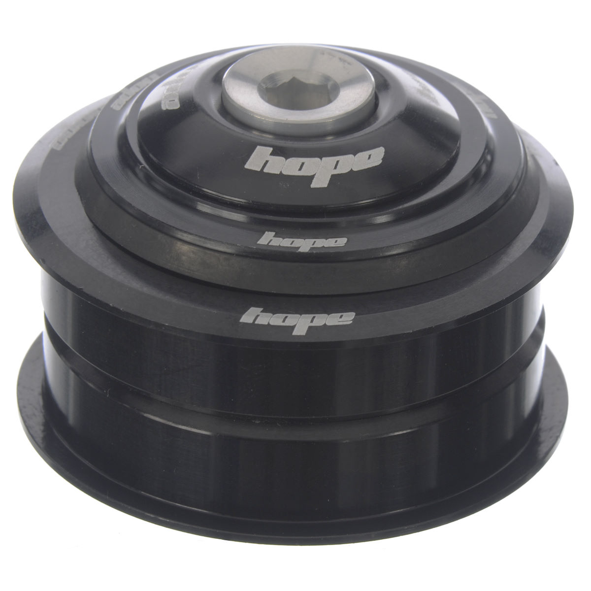 Hope 1.5 Step Down Zs49 Headset - 1.1/8 Conventional Black