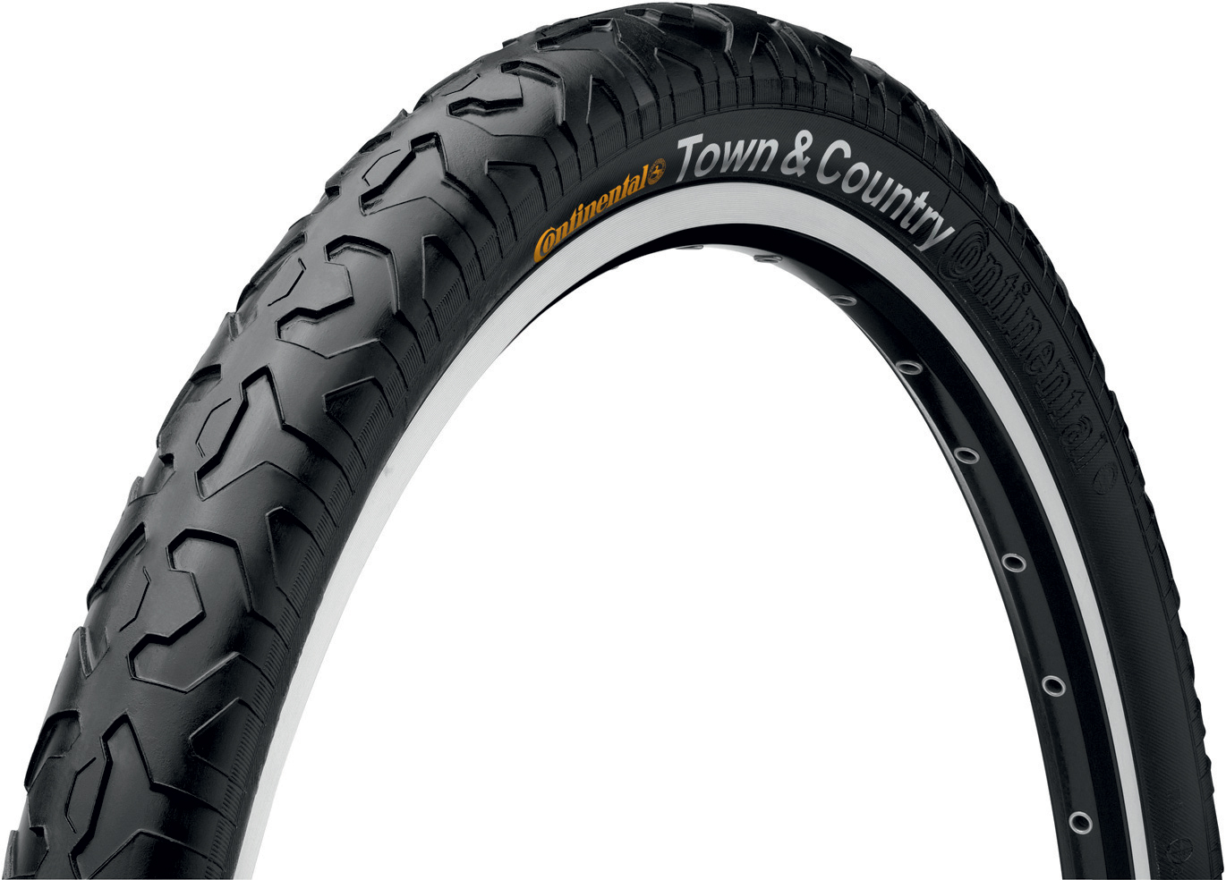 Continental Town and Country Cykeldæk | Tyres
