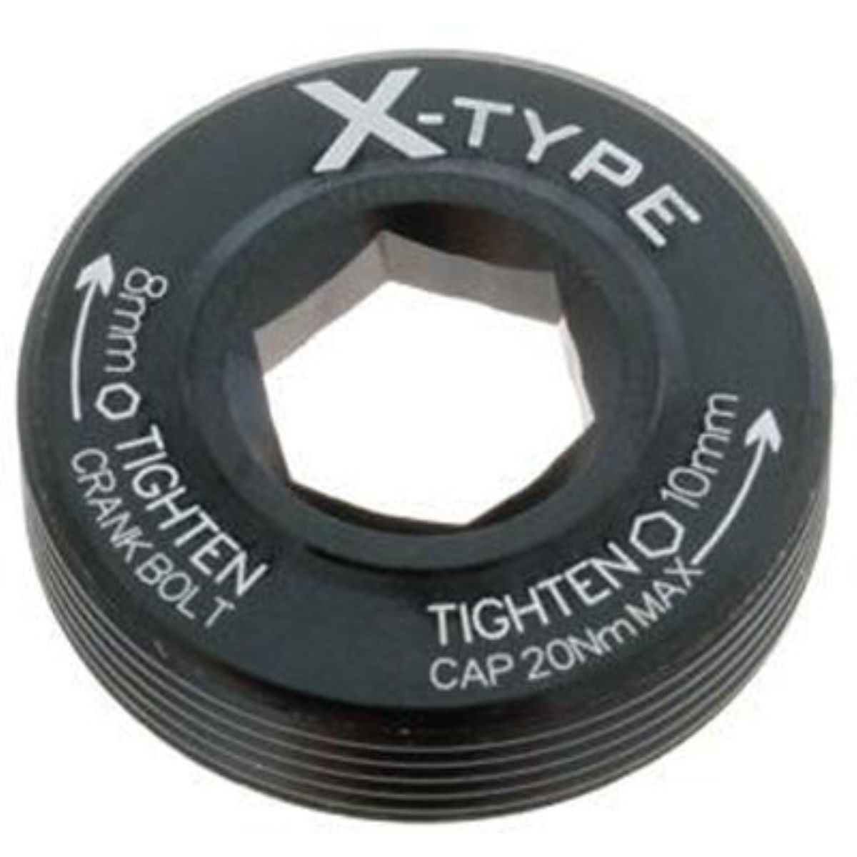 ComprarRace Face X-Type Self Extracting Crank Cap - Bielas