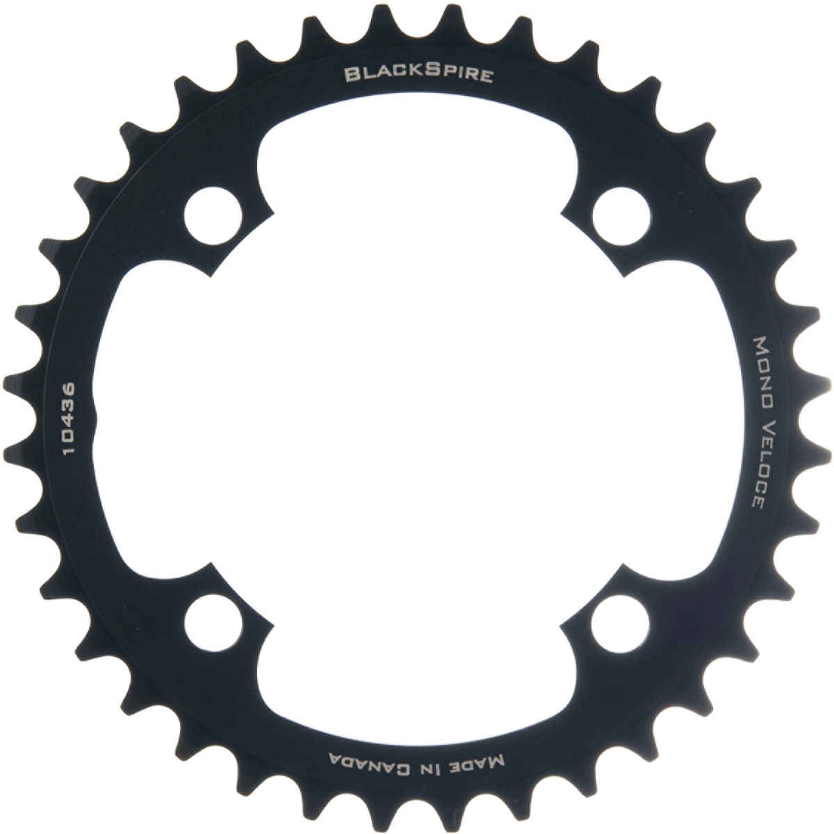 Blackspire Blackspire Mono Veloce Single Speed Chainring   Chain Rings