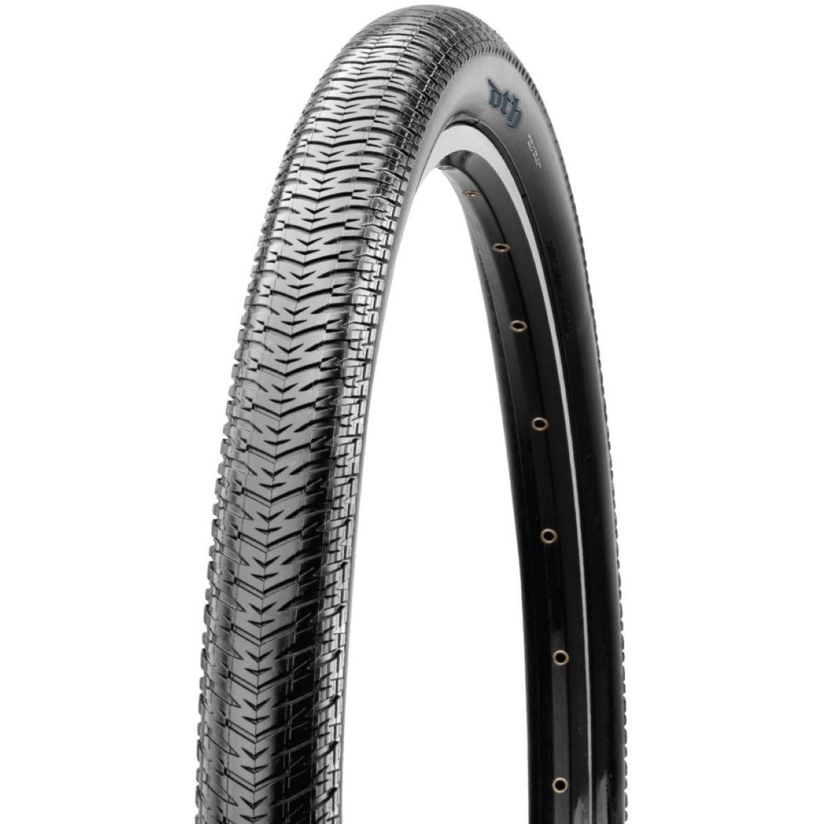 "Maxxis DTH Wire 24"" Tyre - 24"" Black 