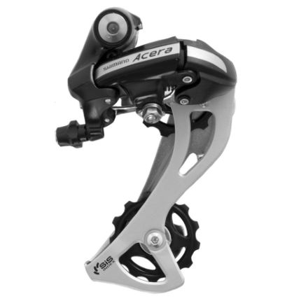 Shimano Acera M360 Rear Mech (7/8 Speed)