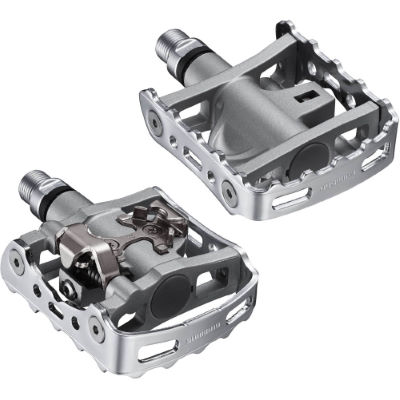 /Pedale: Shimano  M324 Kombinationspedale - Klickpedale