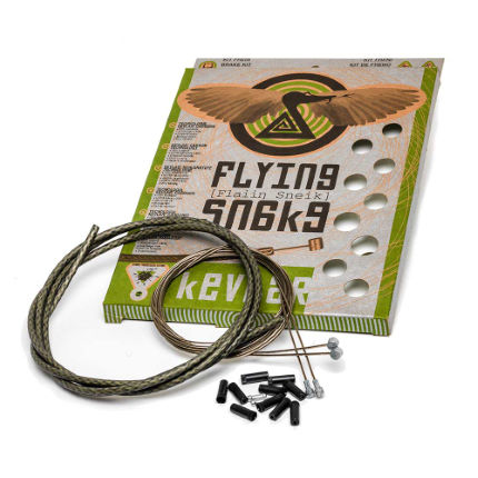 Transfil Flying Snake Brake Cable Set