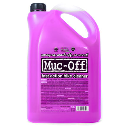 Muc-Off Nano Tech Bike Cleaner 5 Litre