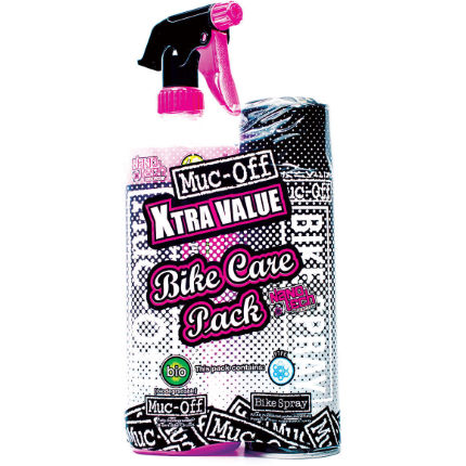 Muc-Off Duo Pack Xtra Value Bike Care Pack