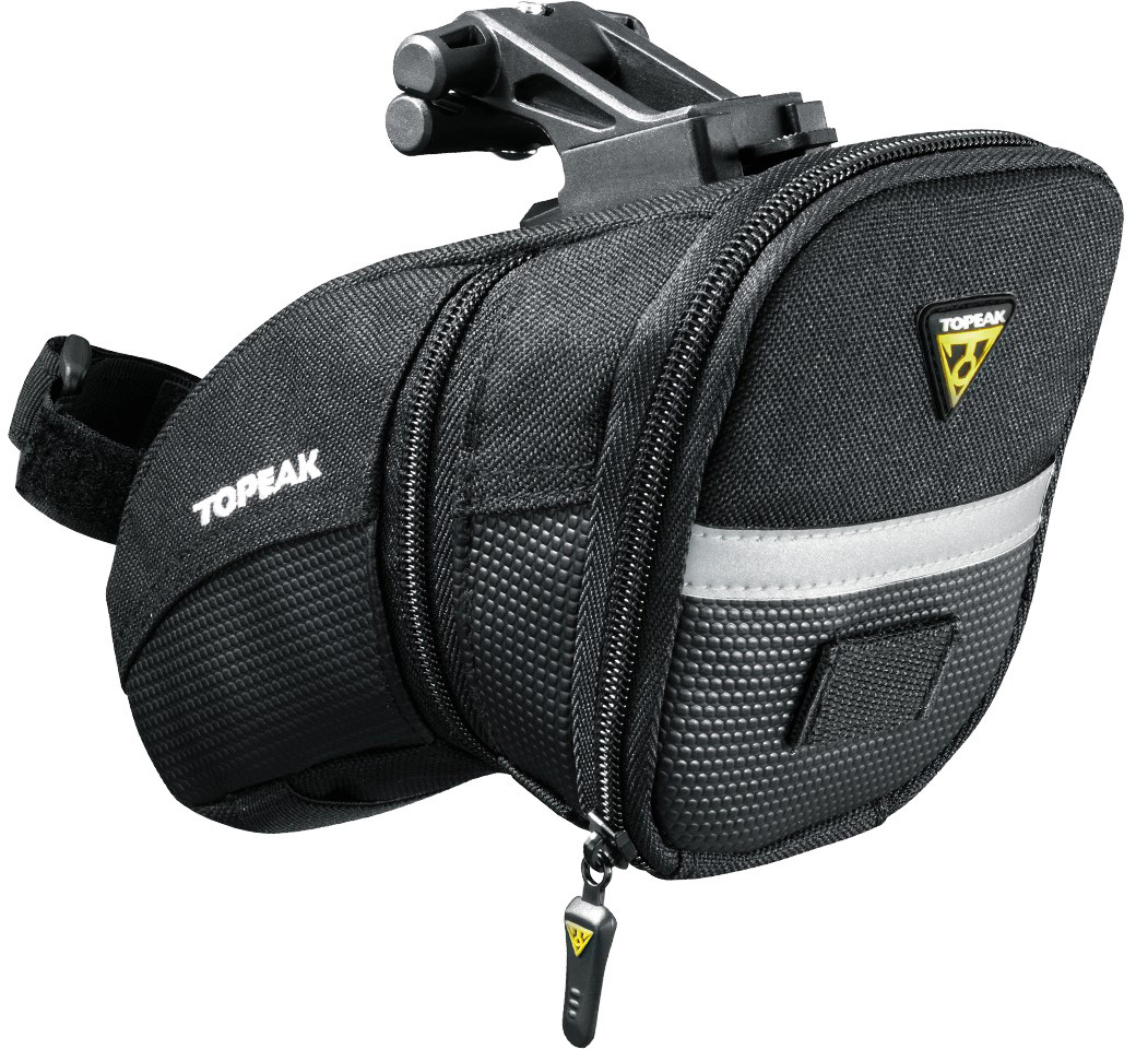 Topeak Aero Wedge (Clip On) Medium Saddle Bag | Saddle bags
