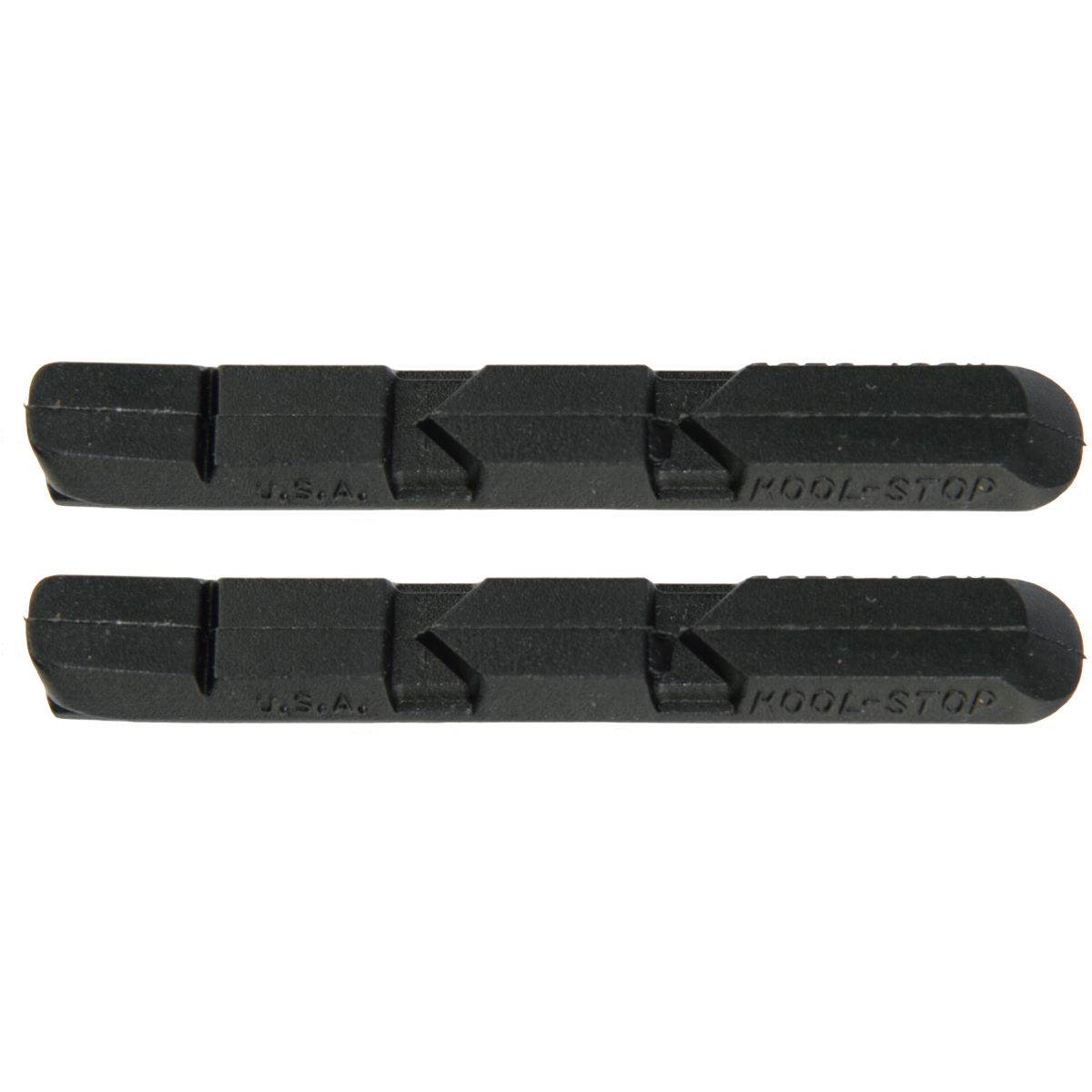 Kool Stop Kool Stop V-Brake Standard Compound Pair Of Inserts   Rim Brake Pads