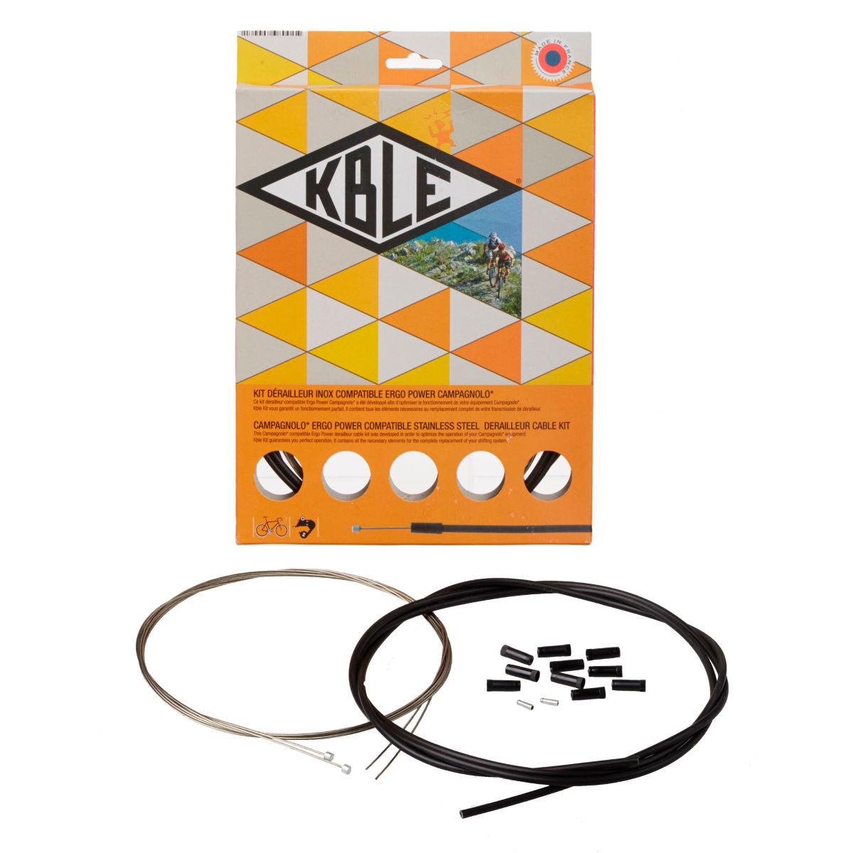 Transfil Transfil K.ble Campagnolo Gear Cable Set   Gear Cables