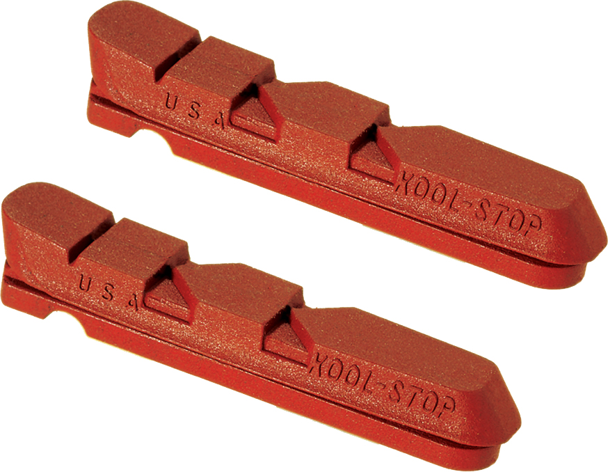 Kool-Stop Shimano Dura Ace Ultegra Replacement Brake Pads Dual Compound Pair