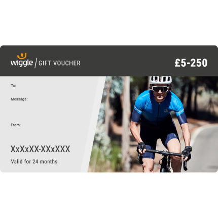 Wiggle Gift Voucher GBP