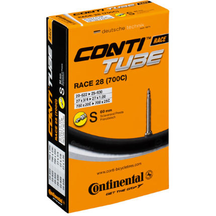 Continental Quality Road Long Valve Inner Tube