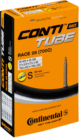New 2018 Continental Cross 28 CX Bike Tube 42mm 700 x 32-47c
