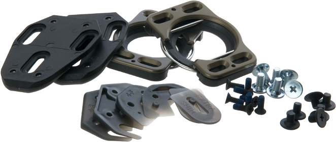 Speedplay X Pedal Cleats | Pedal cleats