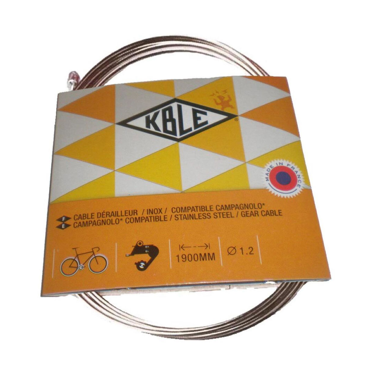 Transfil Transfil Gear Cable Inner   Gear Cables