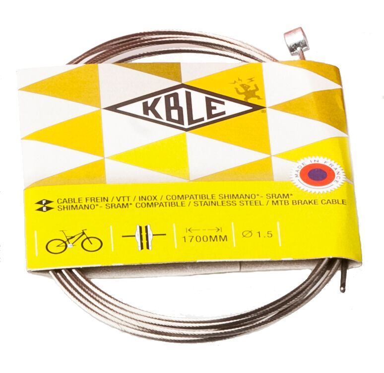 Transfil Shimano MTB Brake Cable Inner | Brake cables